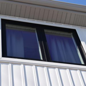 window capping close up image