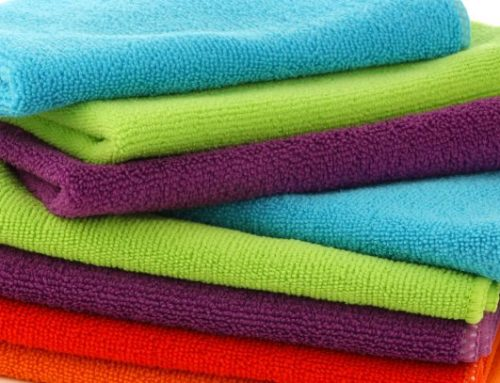 How Microfiber Can Solve Your Cleaning Problems
